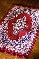 インドのエスニック絨毯 ロング
