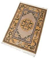 【高密度】手織りのチベット絨毯