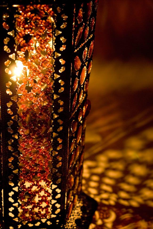 床置きアラビアンランプ - 柱型の写真8 - うっとりする眺めです。