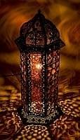 床置きアラビアンランプ - 柱型