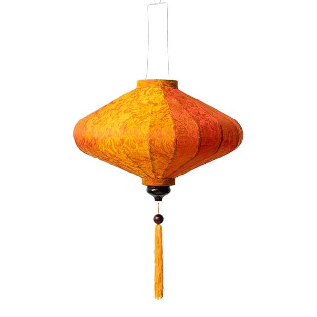 ベトナム伝統のホイアン・ランタン(提灯) - 薄ひし形(大) 6 - 全体を見てみました。