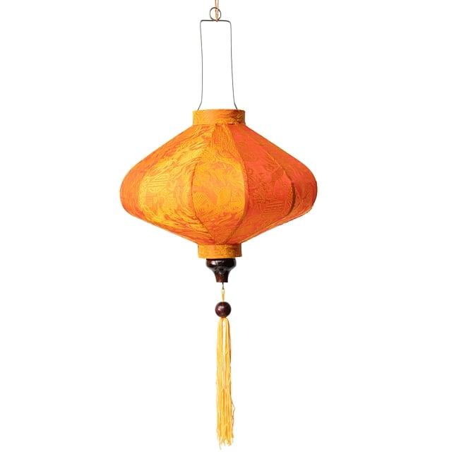 ベトナム伝統のホイアン・ランタン(提灯) - 薄ひし形(小) 6 - 全体を見てみました。