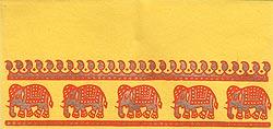 インドの封筒 - GAMINI(ID-LETTER-139)