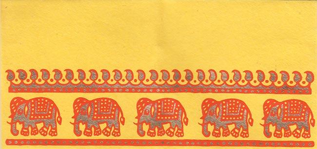 インドの封筒 - GAMINIの写真