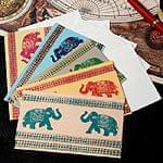 インドのメッセージカードセット - AMBARI