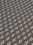 チマンラールのラッピング用紙 - 幾何学模様 黒