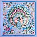 インドのメッセージカードセット - SUVARNA
