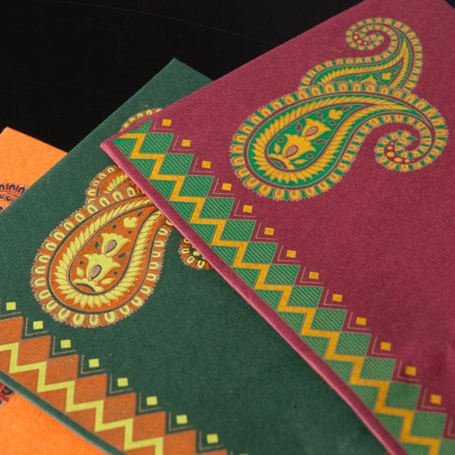インドの封筒 - Dhananjay 2 - 一品をアップにしました