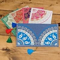 インドの封筒 - BANDHEJの商品写真