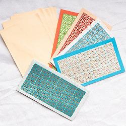 インドのメッセージカードセット - ALANKAR