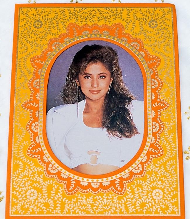 インドのフォトフレーム・シングル【Chimanlals】 6 - 大好きな写真が更に素敵になりますね^^