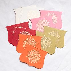 インドのメッセージカードセット ギフトカード