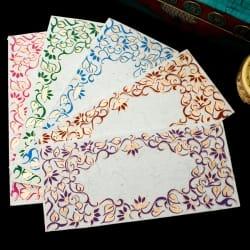 インドの封筒 - madhura(ID-LETTER-38)