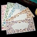 インドの封筒 - madhura