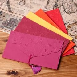 インドの封筒 - harshada(ID-LETTER-42)