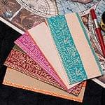 インドの封筒 - 象と駱駝 - URMIL