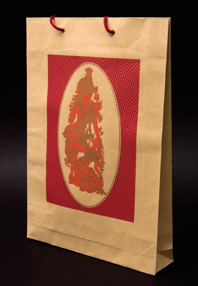 インドの紙袋の写真