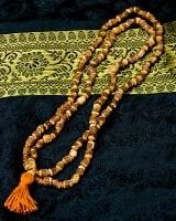 トゥルシー(ホーリーバジル)の数珠
