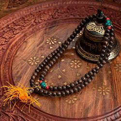 ネパールの数珠