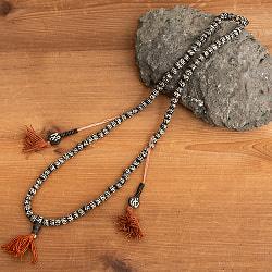 ネパールの数珠 - オーン(大)