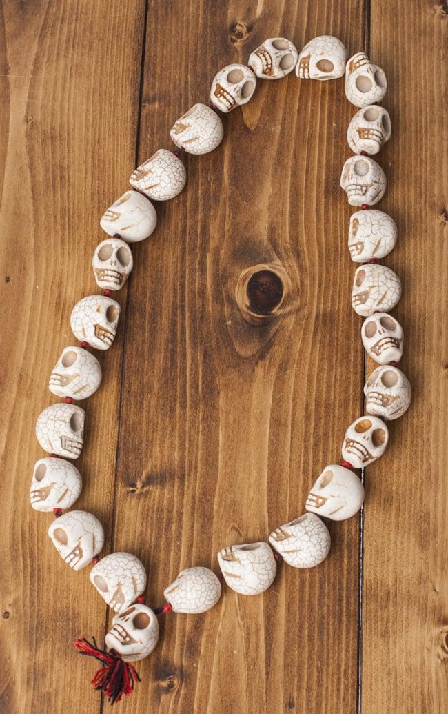 骸骨の数珠 - 大の写真6 - 全体像を見てみました。