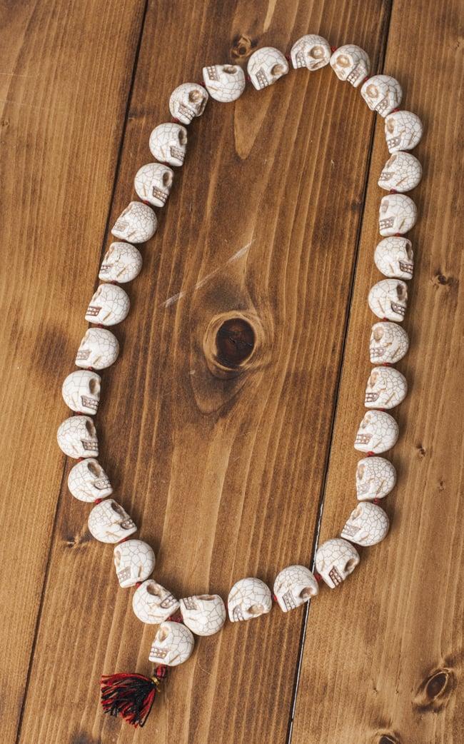 骸骨の数珠 - 小 6 - 全体像を見てみました。