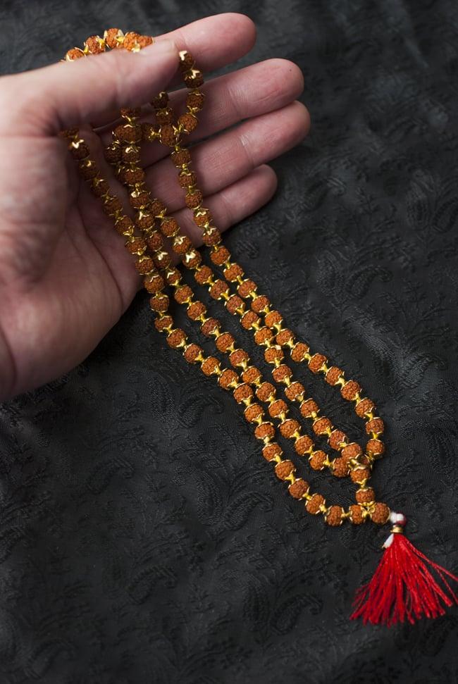 tirakita india beads elementary rudraksha and goldsmith small