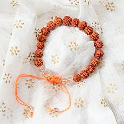 インドの数珠ブレスレット - ル