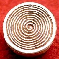 丸のウッドブロック -直径約5cm