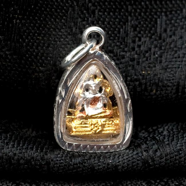 [13mm]タイのペンダント型お守り プラクルアン[仏像]の写真