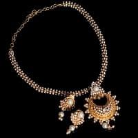 インド伝統アクセサリー ムーン