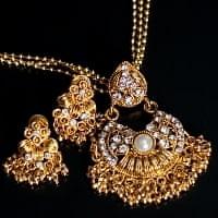 インド伝統アクセサリー ネック