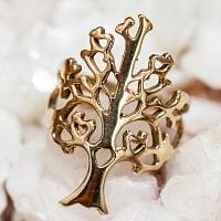 生命の樹のゴールドリング