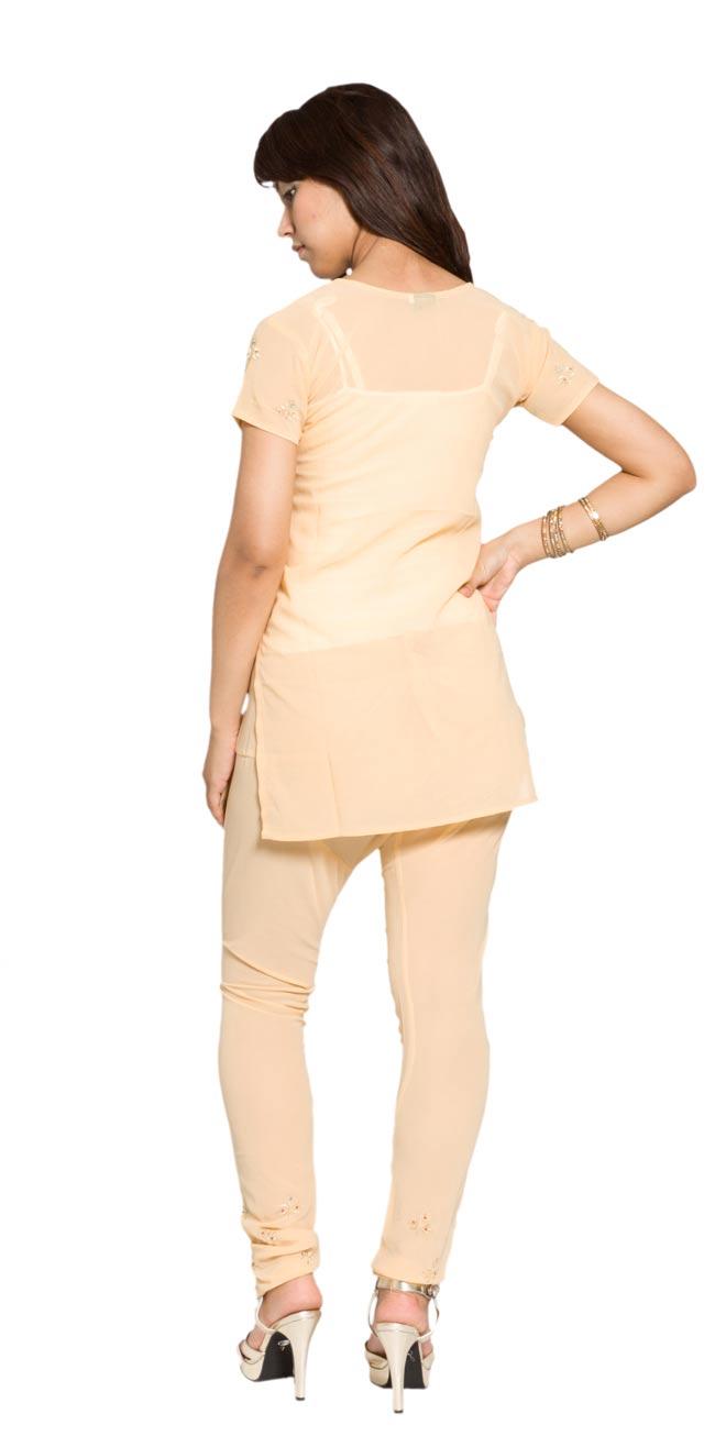 [ショール欠品]パンジャービードレス2点セット KIDS 140cm 2 -