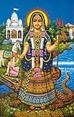 ガンガー女神