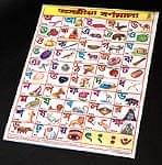ヒンディ語のアルファベット -