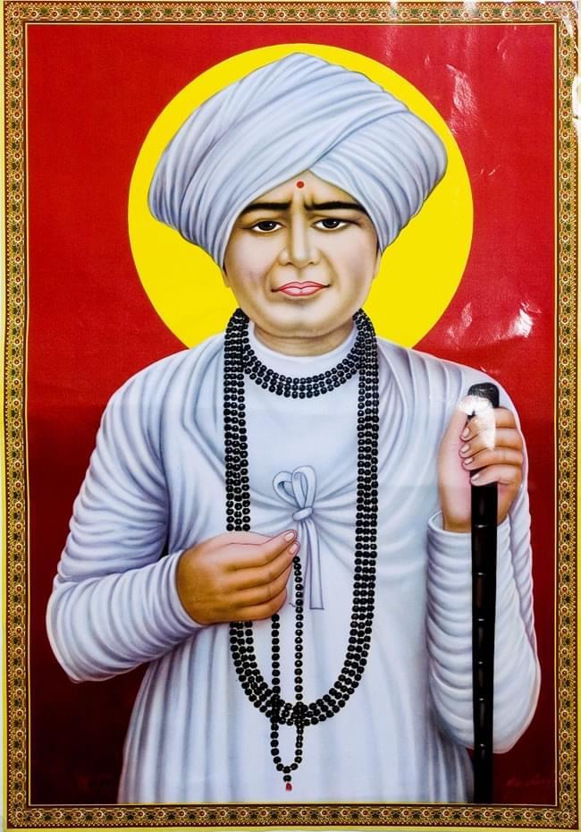 インドの男性神の写真1