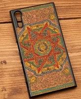 モロッコのアラベスク【ティラキタオリジナルSony Xperia XZケース】の商品写真