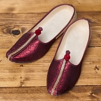 男性用宮廷靴 - モジャリ