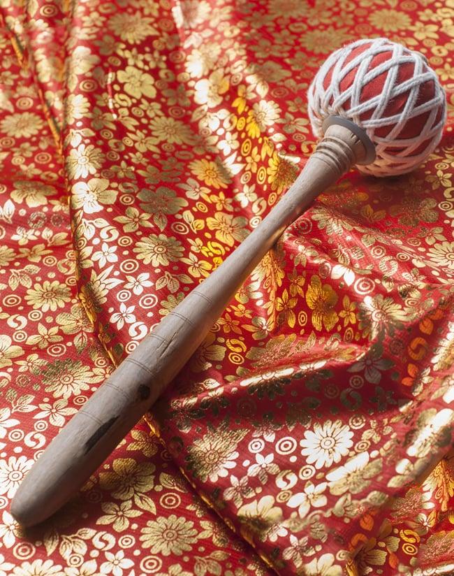 エスニックマレット(太鼓のバチ)[38.5cm]の写真