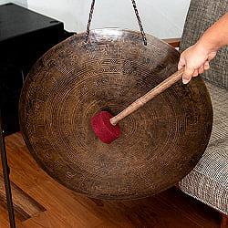 ブラスの銅鑼[54cm 4Kg]