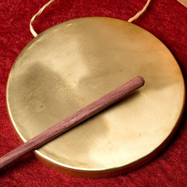 ベトナムのゴング(銅鑼)18cmの写真
