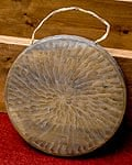 ベトナムのゴング(銅鑼)18cm