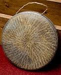 [バチなし]ベトナムのゴング(銅鑼)20cm