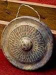 ベトナムのゴング(銅鑼)20cm