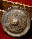 ベトナムのゴング(銅鑼)23.5cm