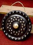 ベトナムのゴング(銅鑼)24cm