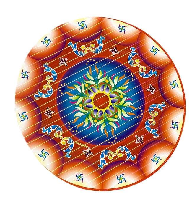 ランゴリ(直径24cm)の写真