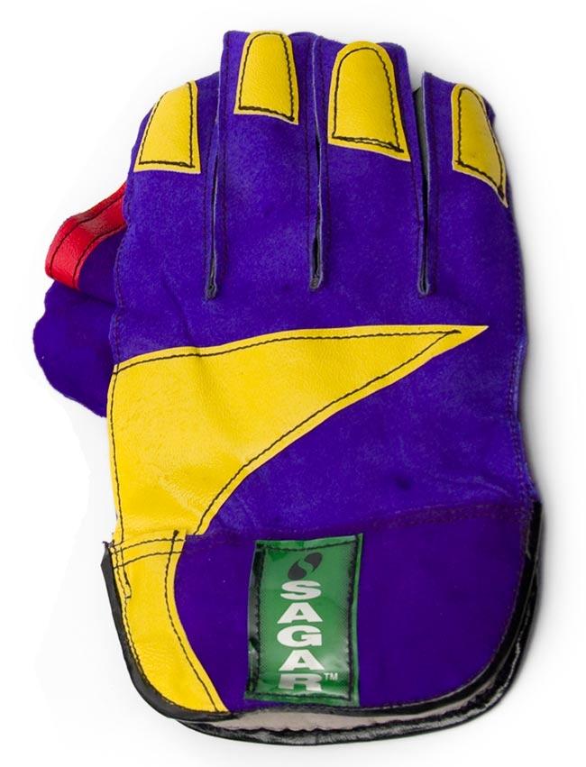 キーパーグラブ - SAGAR 5 - 選択:黄色のものです。