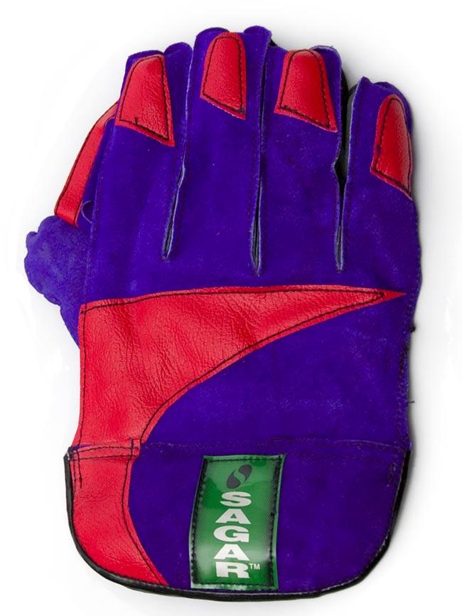 キーパーグラブ - SAGAR 6 - 選択:赤のものです。